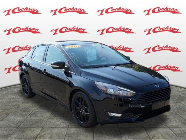 Pre-Owned 2016 Ford Focus SE