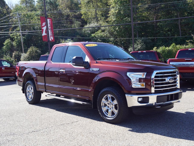 Pre-Owned 2015 Ford F-150 XLT