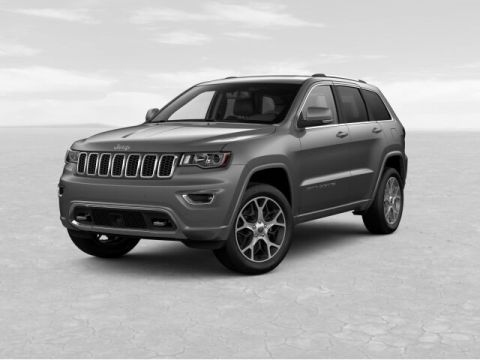 NEW 2018 JEEP GRAND CHEROKEE STERLING EDITION 4X4