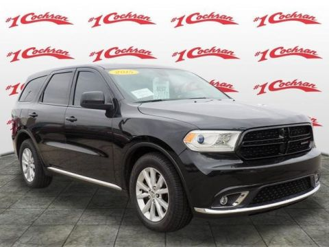 Pre-Owned 2015 Dodge Durango Police