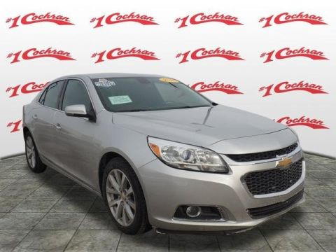 PRE-OWNED 2016 CHEVROLET MALIBU LIMITED LTZ FWD 4D SEDAN