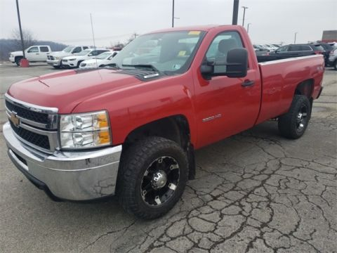 Pre-Owned 2013 Chevrolet Silverado 3500HD Work Truck