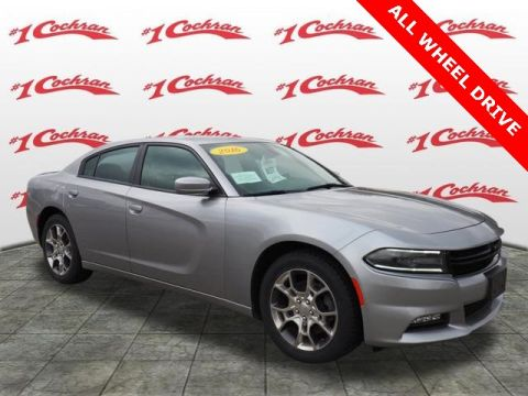 PRE-OWNED 2016 DODGE CHARGER SXT AWD