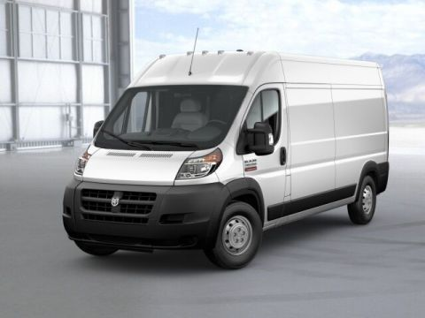 NEW 2018 RAM PROMASTER 2500 CARGO VAN HIGH ROOF 159 WB