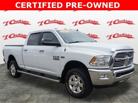 Certified Pre-Owned 2015 Ram 2500 Big Horn