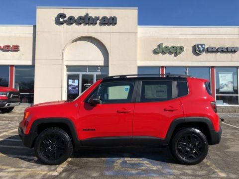 New 2018 JEEP Renegade Trailhawk