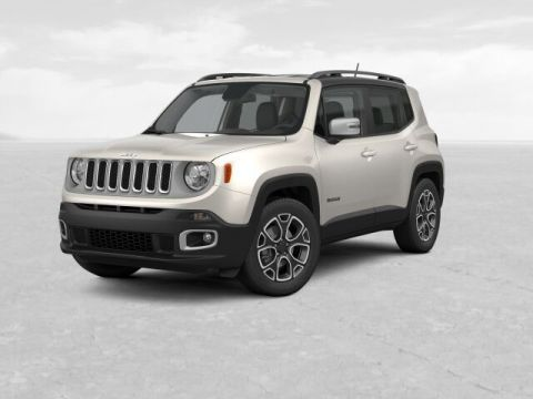 NEW 2017 JEEP RENEGADE LIMITED 4X4